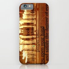 Psalm 145:16 Slim Case iPhone 6s