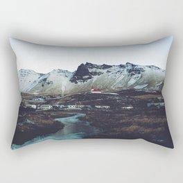 Iceland // Vik Rectangular Pillow