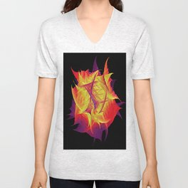 Dance of the seven veils Unisex V-Neck