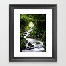 Arden Bridge Framed Art Print