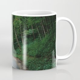 Forest route Coffee Mug
