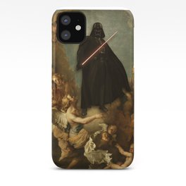 Savior | Darth Vader iPhone Case