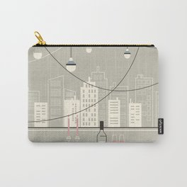 Drinks by City Light Carry-All Pouch