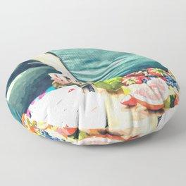 Picnic Day Floor Pillow