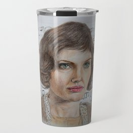 Angelina Jolie Travel Mug