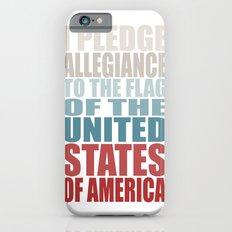 America Slim Case iPhone 6