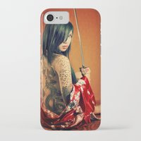 tatoo iPhone & iPod Cases featuring Tatoo by n23art
