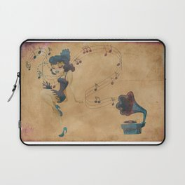 charleston dancer Laptop Sleeve