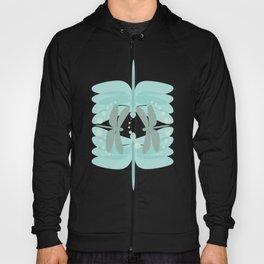 dragonfly pattern 4 Hoody