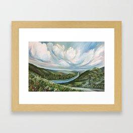 Tennessee River Framed Art Print