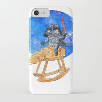 darth iPhone & iPod Cases featuring Darth Vader by gunberk