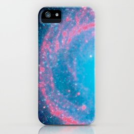 Lying in a zero circle ii iPhone Case