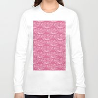 chandelier Long Sleeve T-shirts featuring Chandelier  by SURFACE HUG