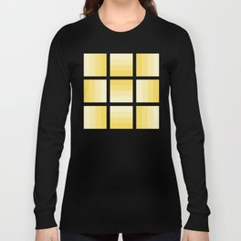 Four Shades of Yellow Long Sleeve T-shirt