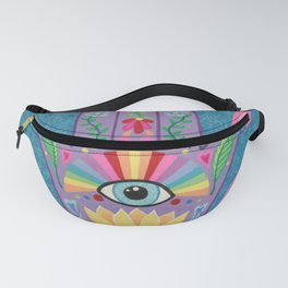 The Hand of Fatima Fanny Pack