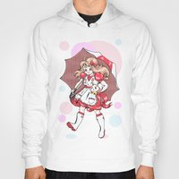 puppycat Hoodies featuring Bubbles!  by Jack Husky