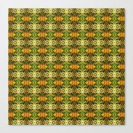 Cheese Tortellini OG Pattern Canvas Print