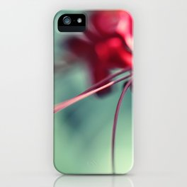 Grace. Touch of Japenese Style iPhone Case