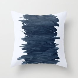 Abstract Minimalism #1 #minimal #ink #decor #art #society6 Throw Pillow