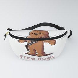 HUG A WOOKIEE Fanny Pack