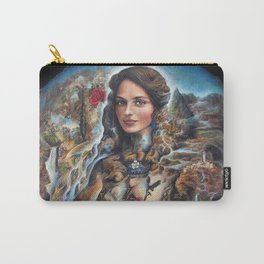 Our Lady of Water Carry-All Pouch