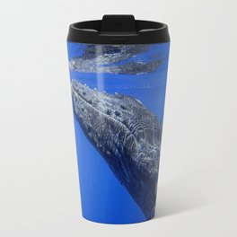 Underwater Humpbacks 13 Travel Mug
