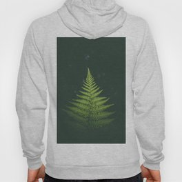 Fern Leaf Green Hoody