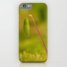 Moss germ, Alone in a green Land iPhone 6s Slim Case