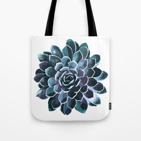 Succulent Echeveria I Tote Bag