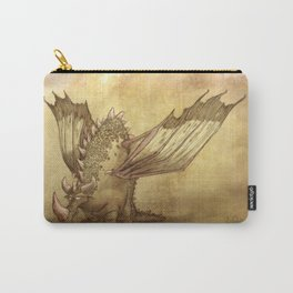 Del, the lonely desert dragon Carry-All Pouch