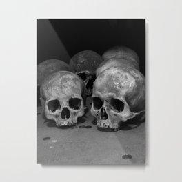 Sedlec Metal Print