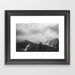 Undone Framed Art Print