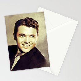 Audie Murphy, Actor and Hero Stationery Cards