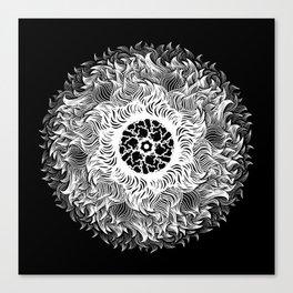 Sole Singularity Canvas Print