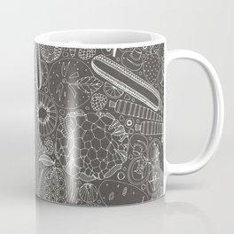 the good stuff mono Coffee Mug