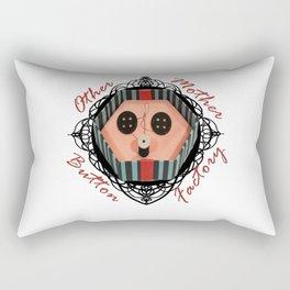 Other Mother Button Factory Rectangular Pillow