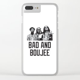 Migos Clear iPhone Case