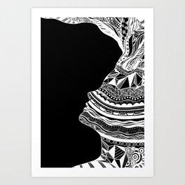 Freely Art Print