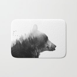 Big Bear Bath Mat