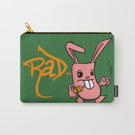 Rad Bunny Carry-All Pouch