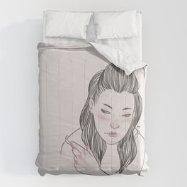 Are you gonna break my heart? Comforters