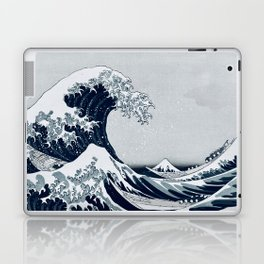 The Great Wave - By Hokusai Laptop & iPad Skin