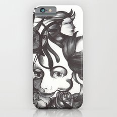 Rosas y espinas Slim Case iPhone 6s