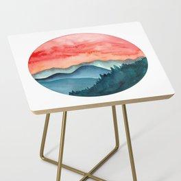 Mini dreamy landscape II Side Table