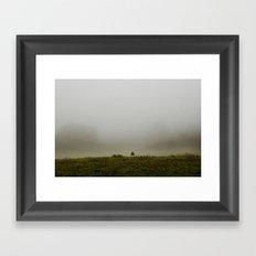On top of it Framed Art Print