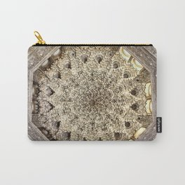 Two sisters Room roof. The Alhambra palace. Carry-All Pouch