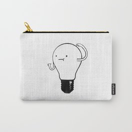 Lightbulb Carry-All Pouch
