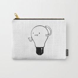 Lightbulb Carry-All Pouch
