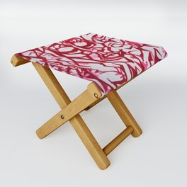 Ancestors Shamanic Lineage BloodLine Menstruation Art Folding Stool