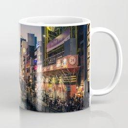 Dotonbori Sunset Coffee Mug